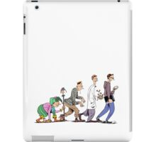 NERD EVOLUSION iPad Case/Skin