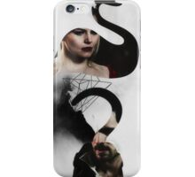 The Swan to my Pirate iPhone Case/Skin