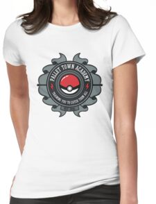 Pokemon Accademy Womens Fitted T-Shirt