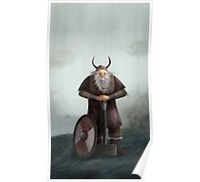 Old Viking Poster
