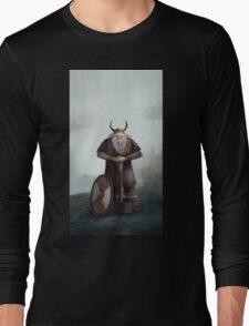 Old Viking Long Sleeve T-Shirt