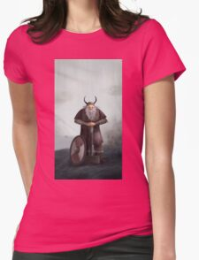 Old Viking Womens Fitted T-Shirt