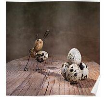 Simple Things - Easter Bunnies Poster