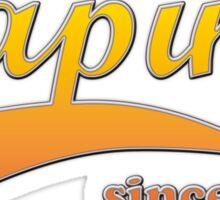 Vape Design Swoosh Vaping Since 2013 Sticker