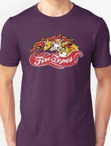 Five Types Of Pokemon T-Shirt