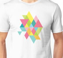 Triangle Swatches Unisex T-Shirt