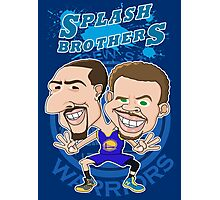 SPLASH BROTHERS Photographic Print