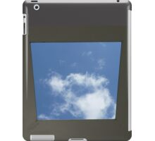 Skyspace by James Turrell (Yorkshire Sculpture Park) iPad Case/Skin
