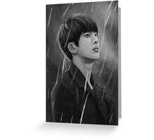 Seokjin Greeting Card