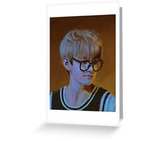 Taehyungie Greeting Card