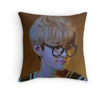 Taehyungie Throw Pillow