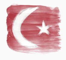 Turkey Flag Istanbul Turk Kids Tee