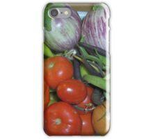 Summer's Bounty equals Autumn's Harvest iPhone Case/Skin