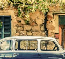 Fiat 600 - Seicento Multipla Sticker