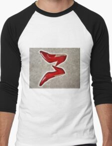 Another red shoes Men's Baseball ¾ T-Shirt