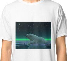 Ice Edge Polar Bear Classic T-Shirt