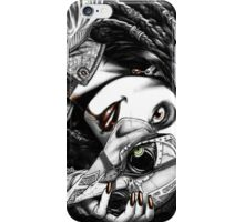 Feathers and Bone iPhone Case/Skin