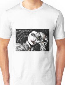 Feathers and Bone Unisex T-Shirt