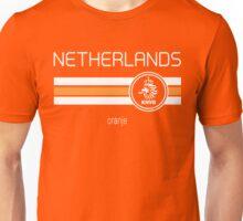 Football - Netherlands (Home Orange) Unisex T-Shirt