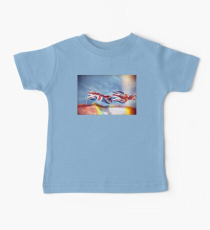 Funfair Flags Baby Tee