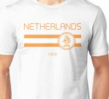 Football - Netherlands (Away White) Unisex T-Shirt