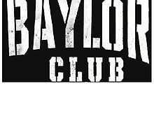 Baylor Club mk1 by rushbiscuit