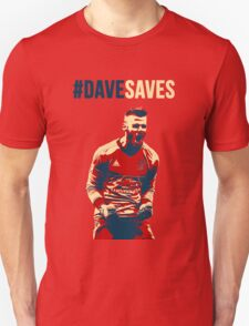 David De Gea - Dave Saves T-Shirt