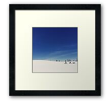 Perfect conditions Framed Print