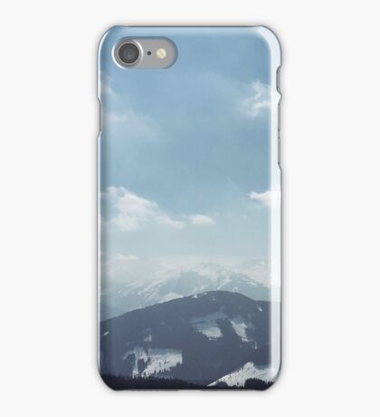 The Alps 1 iPhone Case/Skin