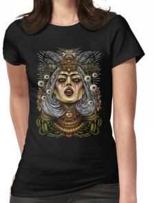 Winya No.2 Womens Fitted T-Shirt
