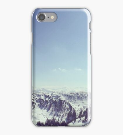 The alps 2 iPhone Case/Skin