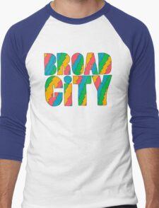 Broad City #2 Men's Baseball ¾ T-Shirt