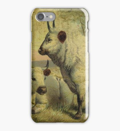 The Cows Came Home iPhone Case/Skin