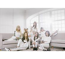 Korean band Brave  Photographic Print