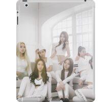 Korean band Brave  iPad Case/Skin