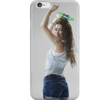 Getting Wet Suzy Bae iPhone Case/Skin