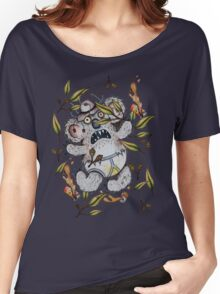 Intoxicated Aussie Drop Bear Women's Relaxed Fit T-Shirt