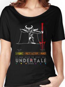 Asgore Dreemurr - Undertale Women's Relaxed Fit T-Shirt