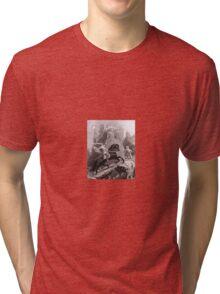 Enchanted kingdom of the Gnomes Tri-blend T-Shirt