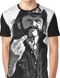 lemmy Graphic T-Shirt