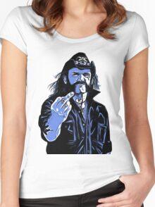 lemmy Women's Fitted Scoop T-Shirt