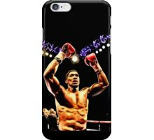 FAN ART - Anthony Joshua World Champion Boxing iPhone Case/Skin