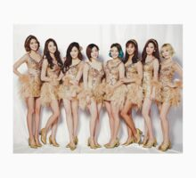 Girls Generation After Performance One Piece - Short Sleeve