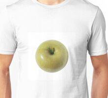 Isolated Yellow Apple Unisex T-Shirt