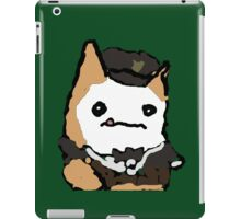 security cats iPad Case/Skin