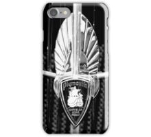 1935 Plymouth Emblem iPhone Case/Skin