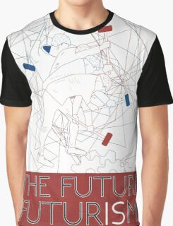 The Future Is Futurism Graphic T-Shirt