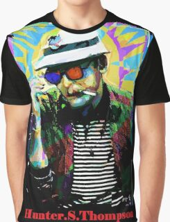 Hunter.S. Thompson.  Graphic T-Shirt