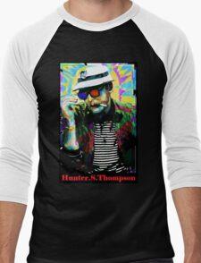 Hunter.S. Thompson.  Men's Baseball ¾ T-Shirt