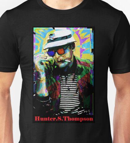 Hunter.S. Thompson.  Unisex T-Shirt